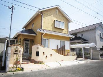 遠賀郡遠賀町 K様邸 外壁塗装+エクステリア工事事例