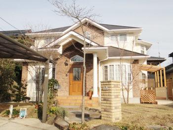 京都郡苅田町 O様邸 外壁塗装+エクステリア工事事例