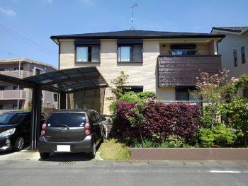 熊本市 S様邸 外壁塗装事例