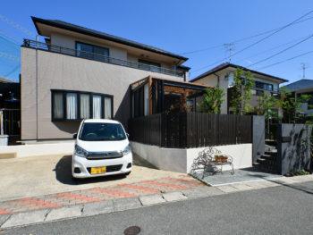 福岡市 N様邸 外壁塗装+ガーデン改修工事