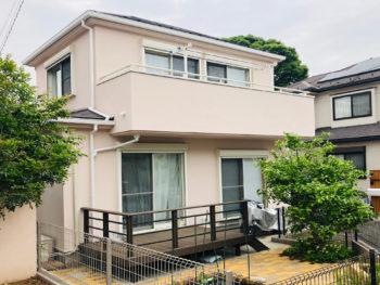 横浜市 I様邸 外壁塗装+ガーデン改修工事